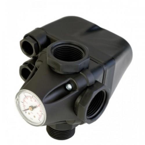 Cumpara Presostat mecanic complet cu manometru PM5 3W