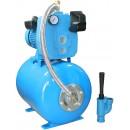 Hidrofor cu ejector aspiratie 30 metri Combi 150 cu vas de 50 litri P=1460W h=49m debit 3600 litri-ora