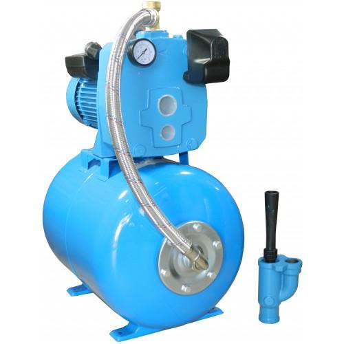 Mai multe informatii despre Hidrofor cu ejector aspiratie 30 metri Combi 150 cu vas de 50 litri P=1460W h=49m debit 3600 litri-ora