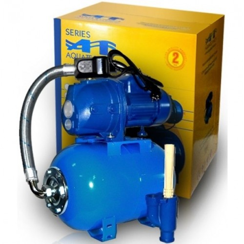 Vezi oferta de pret la Hidrofor cu ejector aspiratie 20 metri Combi 100 cu vas de 50 litri P=970W h=40 debit 2400 litri-ora