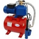Hidrofor cu ejector aspiratie 24 metri Jetd 110 cu vas de 22 litri P=1100W h=40 debit 1200 litri-ora