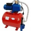 Hidrofor cu ejector aspiratie 24 metri Jetd 110 cu vas de 44 litri P=1100W h=40 debit 1200 litri-ora