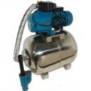 Hidrofor cu ejector aspiratie 24 metri Jetd 110 cu vas de 50 litri din inox P=1100W h=40 debit 1200 litri-ora