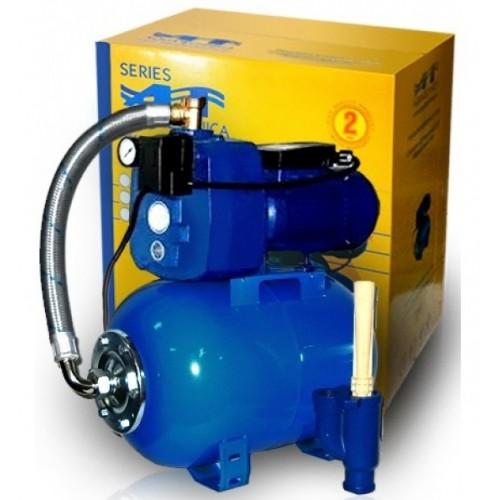 Cumpara online Hidrofor cu ejector aspiratie 30 metri Combi 150 cu vas de 50 litri P=1460W h=49m debit 3600 litri-ora