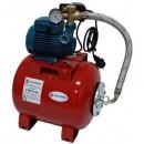 Hidrofor aspiratie 7 metri Pk 60 cu vas 22litri  P=620W h=33 m debit 2400 litri-minut