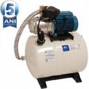 Hidrofor aspiratie 9 metri Calpeda MAXAM 204 cu vas 60litri  P=800W h=45 m debit 4200 litri-minut