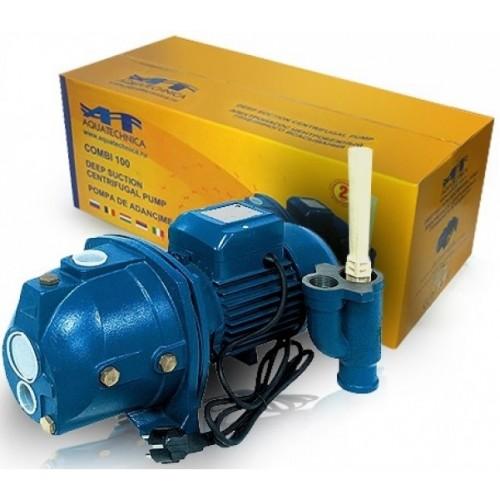 Vezi oferta de pret la Pompa apa cu ejector Combi 100 P=970W h=40 debit 2400 litri-ora