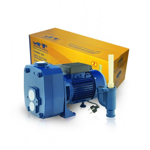 Despre Pompa apa cu ejector Combi 150 P=1460W h=49 debit 3600 litri-ora