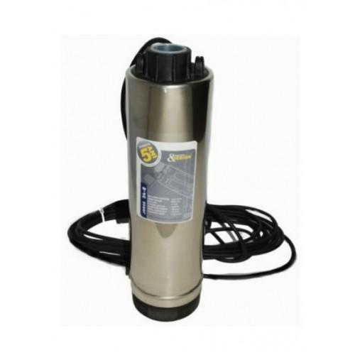 Despre Electropompa submersibila Jar5 S 34-8 P=1200W h=30 m debit 8000 litri-ora