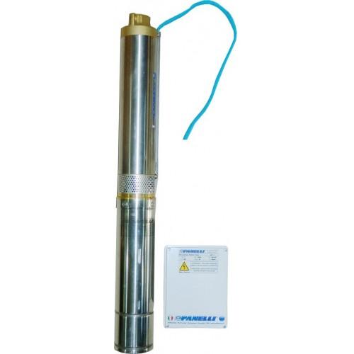 Cumpara la cel mai bun pret Electropompa submersibila Panelli 95 PR8 N13 P=2200W h=80 m debit=12 mc-h
