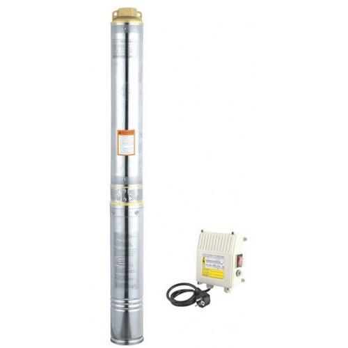 Cauti Electropompa submersibila Tornado 130 P=750W h=100 m debit=2820 litri-ora