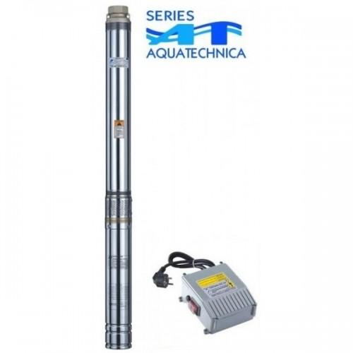 Despre Electropompa submersibila Tornado 140 P=1100W h=140 m debit 2800 litri-ora