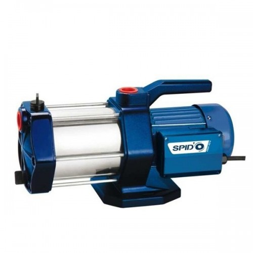 Alege Pompa hidrofor autoamorsanta multietajata Spid`o Amx 50-4 P=1100W h=48 m debit 5400 litri-minut