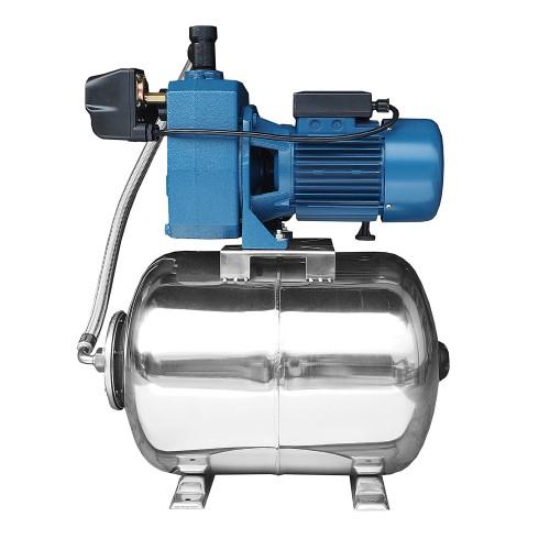 Cumpara online Hidrofor cu ejector AUTO DP 505 cu vas 50 litri inox