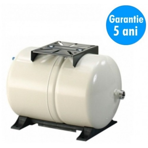 Vezi Vas hidrofor 100 litri orizontal GWS cu 5 ani garantie